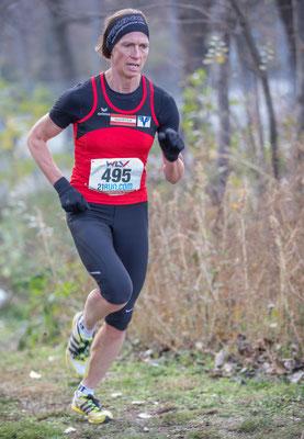 Elisabeth Pöltner-Holkovic wird 3. im Rennen der Damen