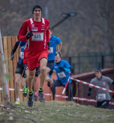 Andreas Vojta auf der Kurzstrecke