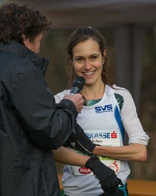 Nada Pauer erfüllte sich als schnellste Österreicherin und der damit verbundenen EM-Qualifikation einen Jugendtraum