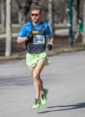 14km-Sieger Christian Steinhammer