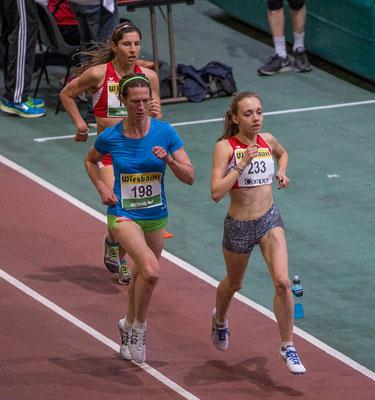 Elisabeth Pöltner-Holkovic erneut mit sehr starker Leistung - in der Endabrechnung der 4. Rang