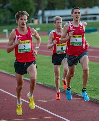man sieht, dass Andreas Vojta und Martin Mistelbauer häufig gemeinsam trainieren ;-)