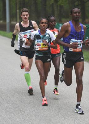 Die schnellsten Frauen.
