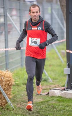 Jakub Bossowski auf der Kurzstrecke