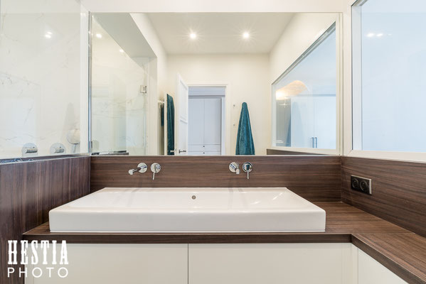 Photo salle de bain design Paris