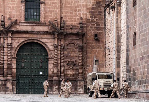 army in Cusco  -- Peru / Centro De Rescate Taricaya