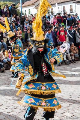 parade in Cusco  -- Peru / Centro De Rescate Taricaya