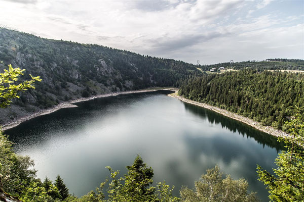 -- Lac Blanc / Vosges / France