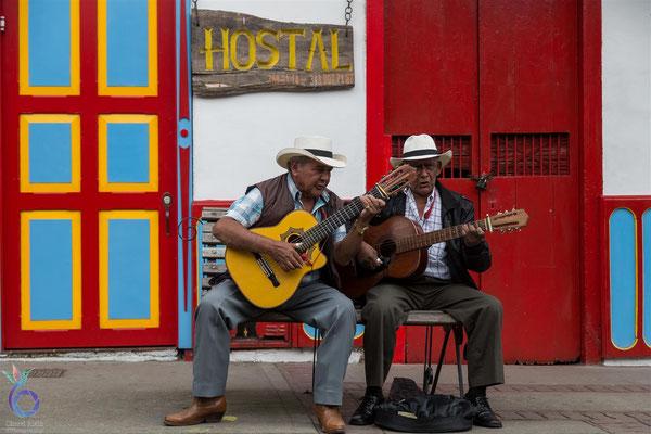 (4) // Columbian Musicians