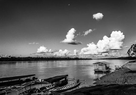 Puerto Maldonado port & Madre de Dios -- Peru / Centro De Rescate Taricaya