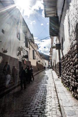 streets in Cusco  -- Peru / Centro De Rescate Taricaya