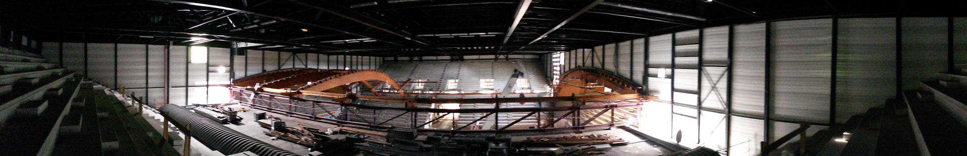 Palais des sports du PRADO - BOURGES (18)