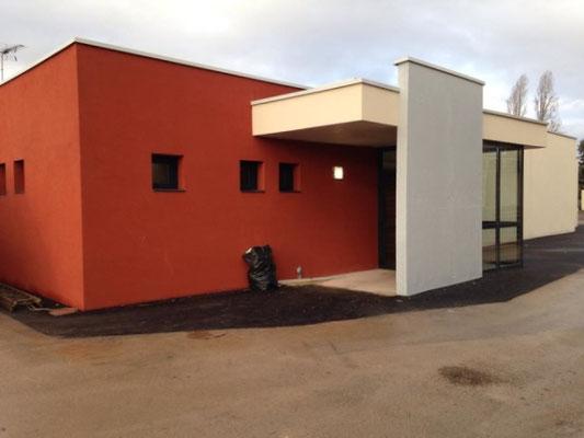 Salle de convivialité - Stade Alfred Depege - BOURGES (18)