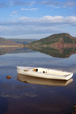 Lac du Salagou ( 34 )