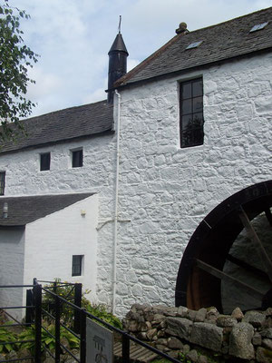 New Abbey Cornmill