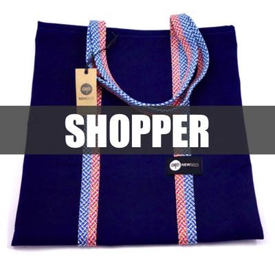 einkaufstasche shopper nachhaltig stofftasche