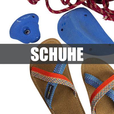 sandale upcycling klettern sport doghammer