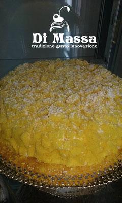 torta mimosa per la festa delle donne