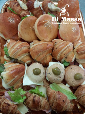 buffet salati per eventi