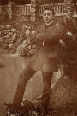 Josef Stewen (16.08.1893 - 22.03.1914)