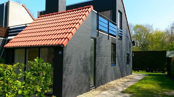 Blaue Häuser das blaue haus wird erweitert lehmanns feine ferienhäuser