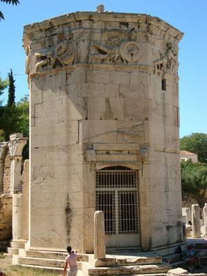 Szelek tornya Athen