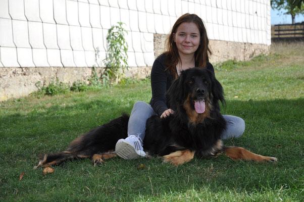 Sophia und ihre Abby