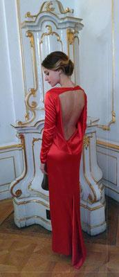 Karin P. Couture mit den Wiener Modemachern am Ball der Wiener Wirtschaft 2016