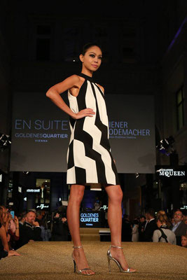 Vogue Fashion's Night 2015 Goldenes Quartier