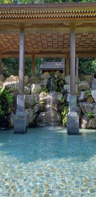 白山比咩神社の禊所