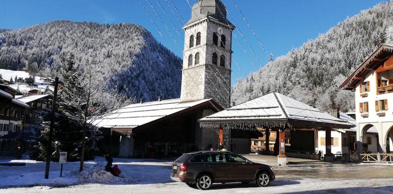 TAXI CEDRIC PLACE DE L'EGLISE LA CLUSAZ