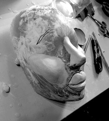 neue Formen  - neue Masken