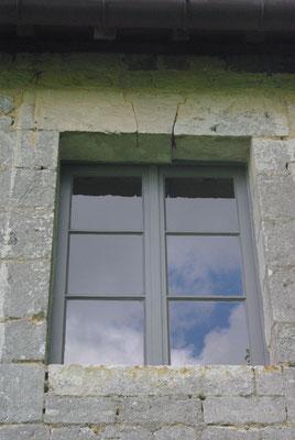 Restitution d'une fenêtre de l'étage