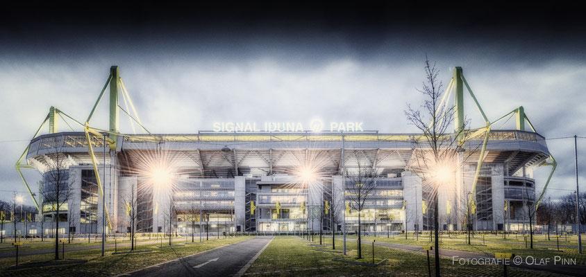 Signal Iduna Park, Fotografie Olaf Pinn