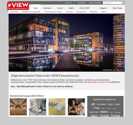 www.olafpinn-fotografie.de, Stern VIEW