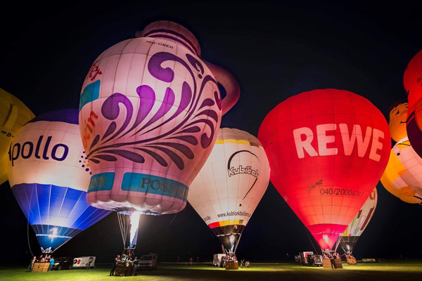 Balloon-Sail, Kieler Woche