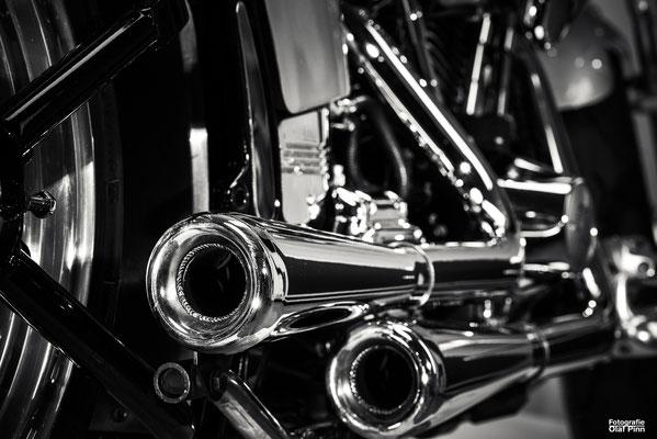 Harley Davidson by olafpinn-fotografie