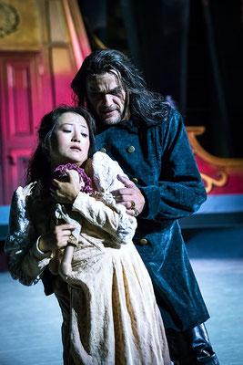 Gilda, Sen Guo - Duca di Mantova (Rigoletto 2016)