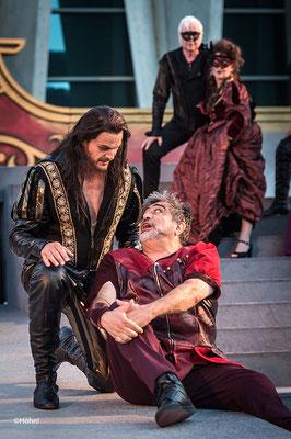 Rigoletto, Anoohsha Golesorkhi - Duca di Mantova (Rigoletto 2016)