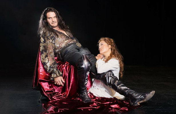 Gilda, Sen Guo - Duca di Mantova (Rigoletto 2016) Schweizer Illustrierte
