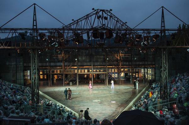 Giuseppe Verdi-Arena Il Trovatore, Bühne Karel Spanhak, Prestige Image Minsk