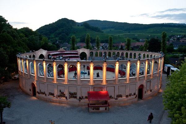 Arena Carmen, Bühne Karel Spanhak, Prestige Image Minsk