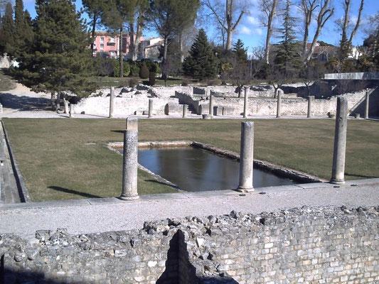 Le bassin de la Villasse