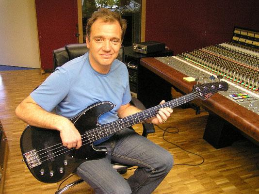 Guy Pratt Bassist von Pink Floyd
