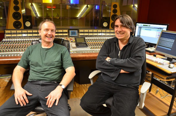 John Voirol und Laszlo Spiro
