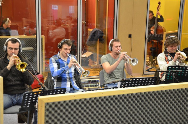Swiss Army Big Band - Trumpet Section