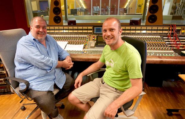 Jodelmusical uf immer und ewig - Tommy Mustac und Simon Lüthi