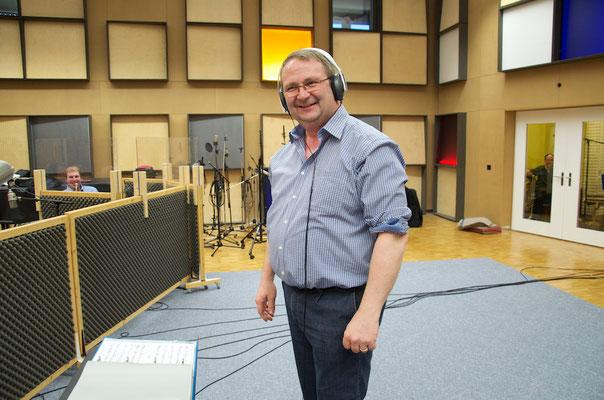 Dirigent Kurt Vogel