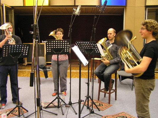Altophonium Quartett