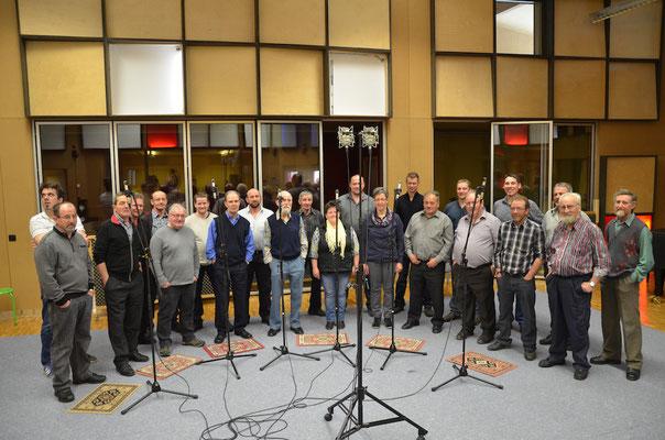 Jodlerklub Luthern - Echo vom Napf mit Dirigentin Heidi Odermatt